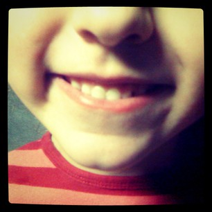 Photo A Day ~ A smile